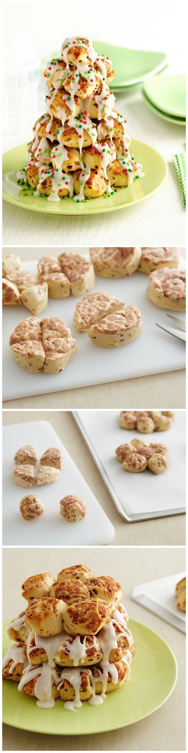 Warm, flaky cinnamon rolls raised to the next level with this easy and…
