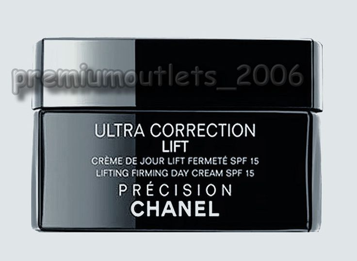 CHANEL Precision Ultra Correction Lifting Firming Day Cream SPF 15 (50g/1.7oz)