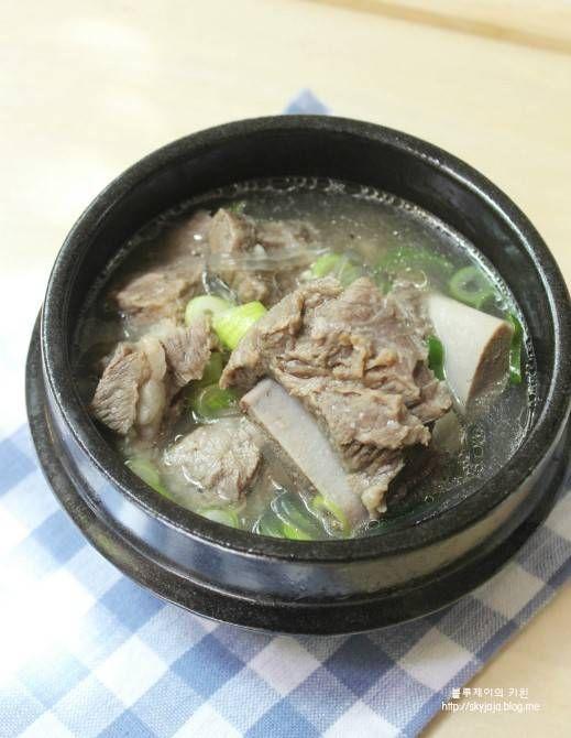 갈비탕 끓이는법, 뚝배기 갈비탕 – 레시피 | Daum 요리