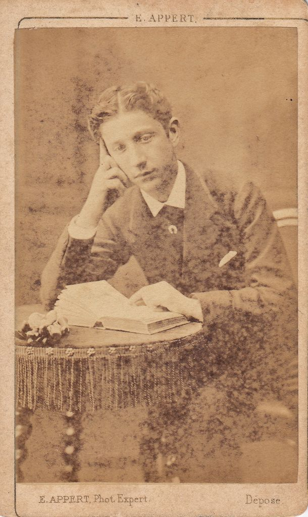 The Student Prince Napoléon Eugène, Prince Imperial of France (1856 - 1879)