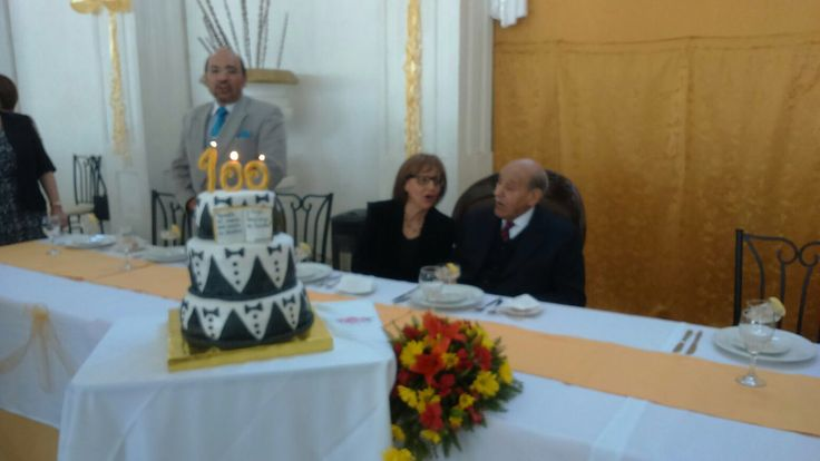 70 Años de pastorado