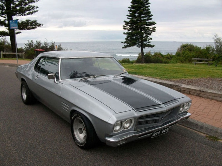 1971 HOLDEN MONARO GTS HQ $15,200 NSW