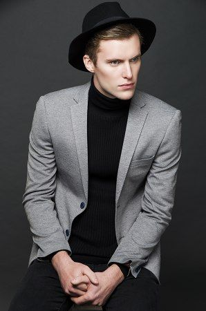 My Booker Management Agency - Michael Dickens - model and talent portfolios
