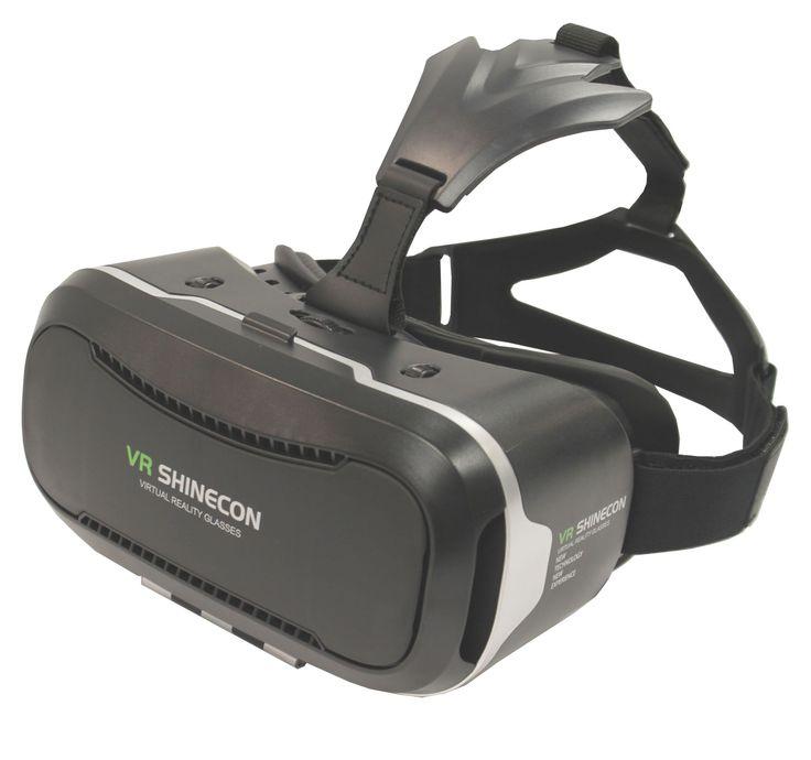 VR Shinecon Virtual Reality Headset Version 2.0