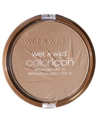 Wet n wild Color Icon Bronzer SPF 15 in Ticket to Brazil