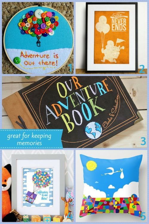 Adventure is out there! – UP Pixar Themed Nursery