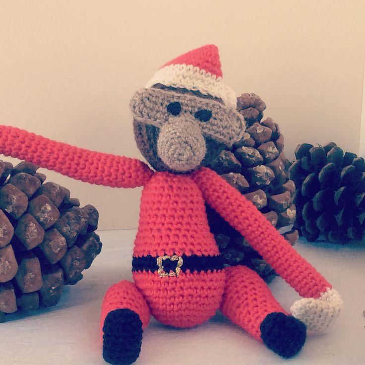 KB abe som julemand