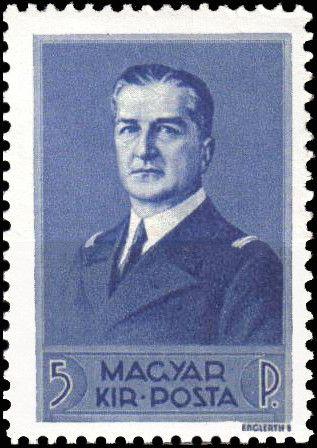1938 Horthy Miklós