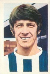 West Bromwich Albion F.C. 1971/1972 Soccer Stars - John Wile - #West Bromwich Albion #Quiz #West Brom