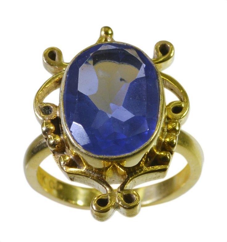 #stripes #notmine #cloud #??????? #aquamarine #Riyogems #jewellery #gemstone #Handmade #GoldPlated #Ring http://www.riyogems.com/