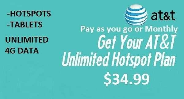 10 Best Unlimited Mobile Hotspot Plans 2020 Mobile Hotspot Hot Spot How To Plan
