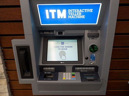 Image result for consumers credit union interactive teller