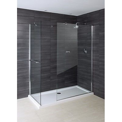 RAK Ceramics Deluxe 8 Walk in Enclosure Side Panel