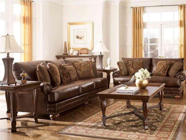 Ashley Furniture Leather Living Room Sets   Http://infolitico.com/ashley