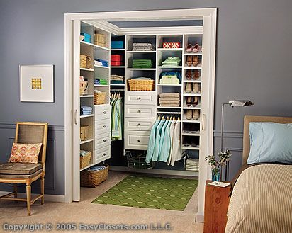 Organize Your Home With EasyClosets View Design Ideas In Our Closet Organization Photo Gallery