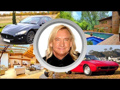 Joe Walsh Net Worth, Lifestyle, Family, Biography, House and Cars - YouTube