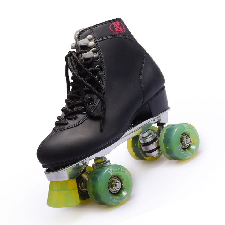 NEW Adults Outdoor Indoor Quad Roller Skates Boots Shoes Lace up 4 Wheels Double Line Skating Shoes Aluminum Alloy metal chassis-in Skate Shoes from Sports & Entertainment on Aliexpress.com   Alibaba Group