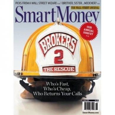 SmartMoney Magazine (1-year auto-renewal).$5