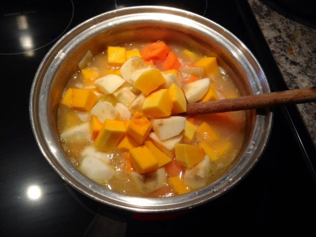 Butternut Squash Soup, fall soup, hearty soup