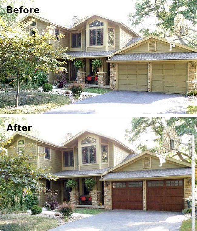 3 Ways a New Garage Door Adds Curb Appeal