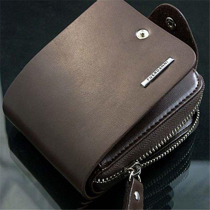 $5.53 (Buy here: https://alitems.com/g/1e8d114494ebda23ff8b16525dc3e8/?i=5&ulp=https%3A%2F%2Fwww.aliexpress.com%2Fitem%2F2016-New-Fashion-Mens-Leather-ID-Card-Holder-Billfold-Zip-Purse-Wallet-Handbag-Clutch-Coin-Case%2F32711688292.html ) 2016 New Fashion Mens Leather ID Card Holder Billfold Zip Purse Wallet Handbag Clutch Coin Case Bag Handbag Key Holder Wallet for just $5.53