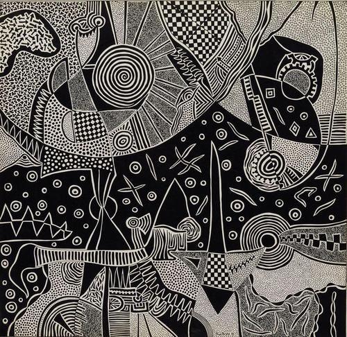 Alexis Akrithakis - Untitled, 1966