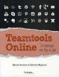 Vroemen, Martijn Teamtools online : 50 oefeningen met app en web  Rubriekscode: 528.5 Werkboek voor het werkend leren op het gebied van samenwerken en teamontwikkeling op internet.