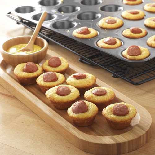 Snack Size Corndogs - The Pampered Chef™
