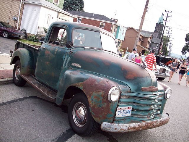 1950 Chevy Truck | 1950 Chevy Pickup | Flickr - Photo Sharing!