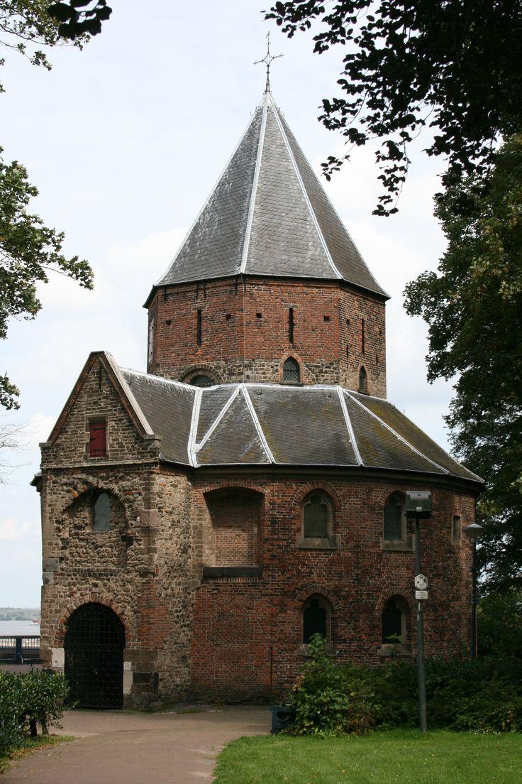 Sint Nicolaaskapel in Nijmegen (11e eeuw)