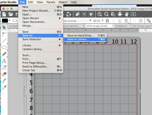Silhouette Studio Larger Grid Numbers Hack Silhouette Cameo Vinyl Silhouette Studio Silhouette Cameo Tutorials
