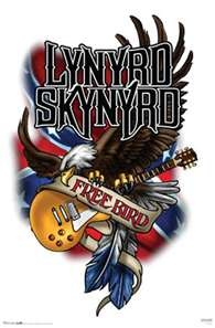 Lynard Skynard...Free Bird is my favorite song.