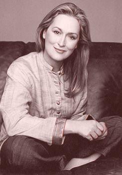 Lovely Meryl Streep