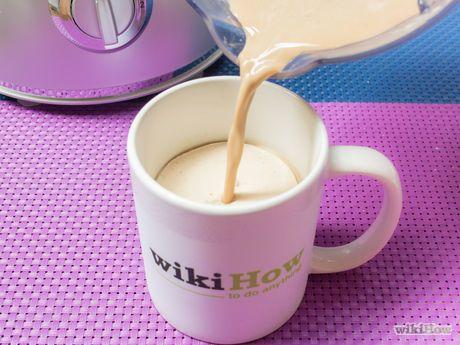 Make a Vanilla Frappuccino