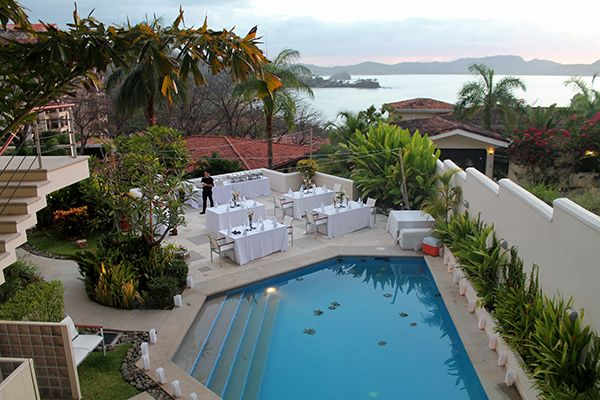 Flamingo beach, Lot number 4. For more ideas and information visit www.costaricaparadisewedding.com