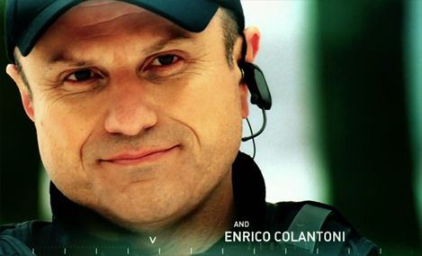 "Enrico Colantoni:  ""Flashpoint""  I love this show and he is so great in it!  I've seen every episode. So sad this is it's last season!"