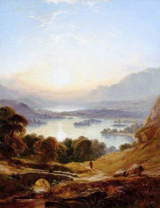 Derwentwater and Bassenthwaite Lakes
