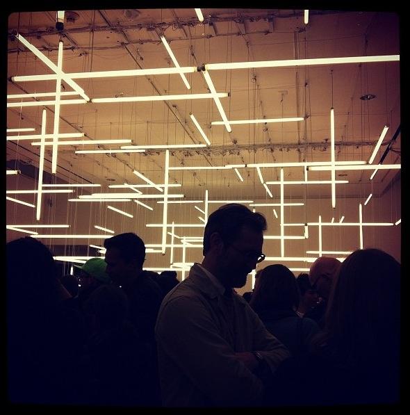 overhead office lighting. Hanging Flourescent Tubes. Overhead LightingOffice Office Lighting T