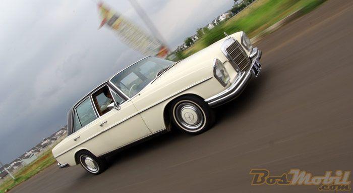 Restorasi Mercedes-Benz 280S (W108) 1968 : Kebo Jerman Penghisap Solar