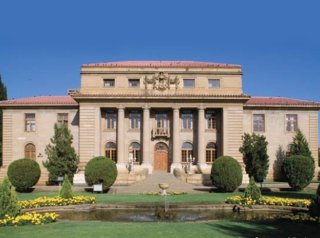 South Africa's judicial capital since 1910. Visit this magnificent courtroom in the country. #bloemfontein #southafrica @mydreamholidayi