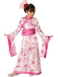 disfraz japonesa
