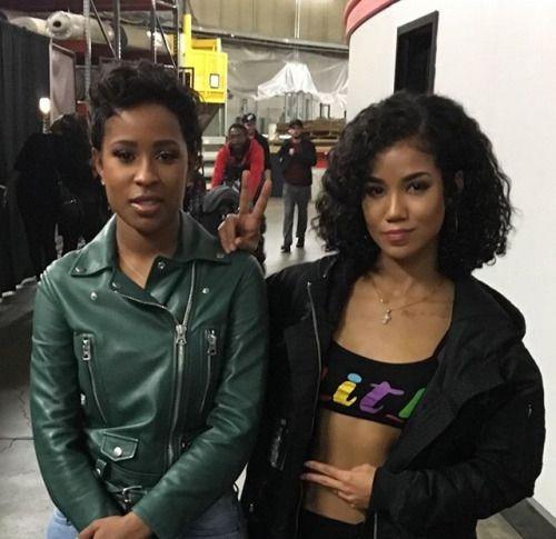 Jhené Aiko and Dej Loaf