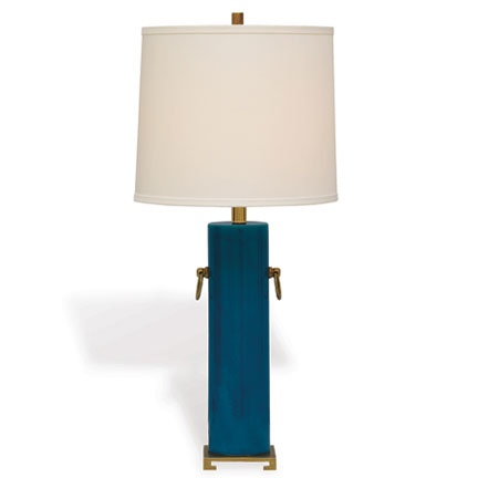 Beverly Lamp Turquoise $412