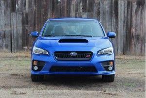 2015 Subaru WRX STI specs