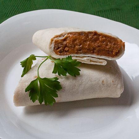 Beefy Bean Burritos Recipe on Yummly. @yummly #recipe
