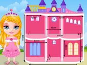 Play online barbie house decoration games