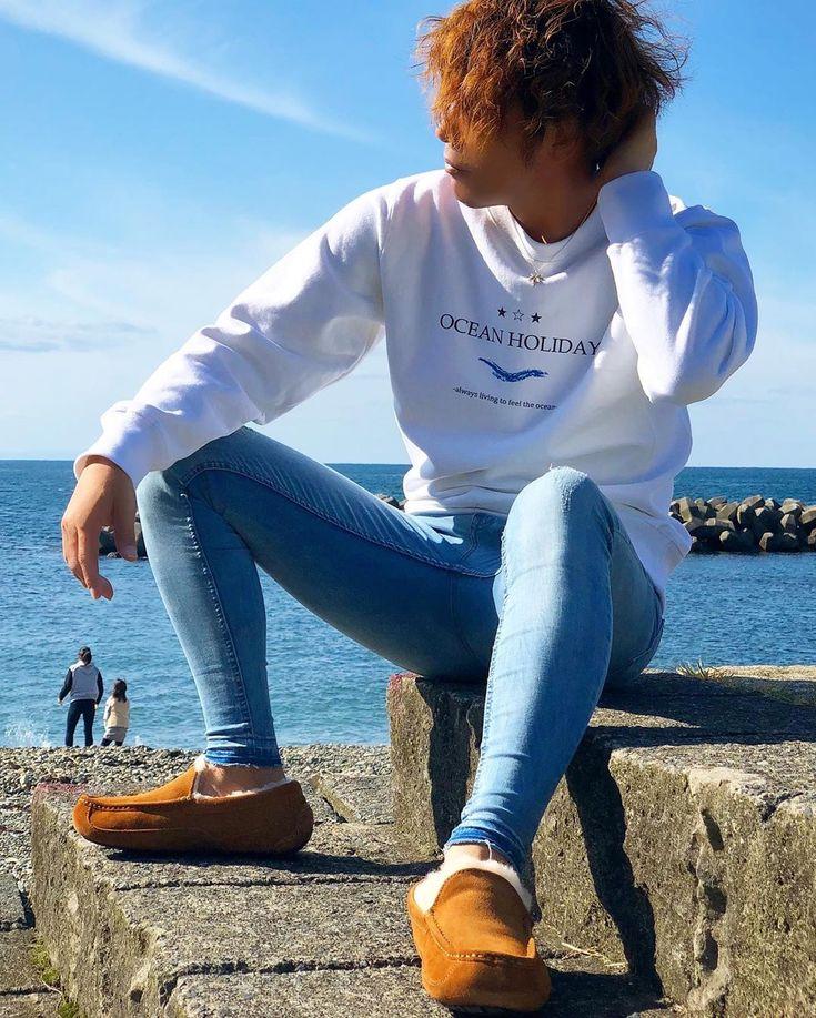"""しょうご auf Instagram: """"☆ こんばんは‼️ 大好きブランド @ocean_holiday"""
