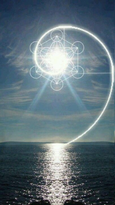 Sacred Geometry is the basis for all life throughout the MultiVerse.  #thegoldenratio #fibonaccisequence #sacredspiral
