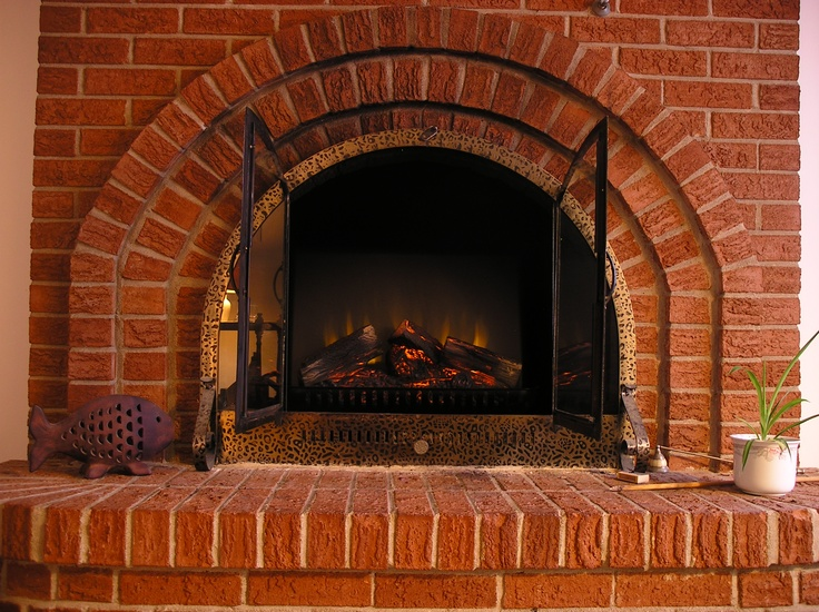 Image Result For Electric Log Heaters For Fireplacesa