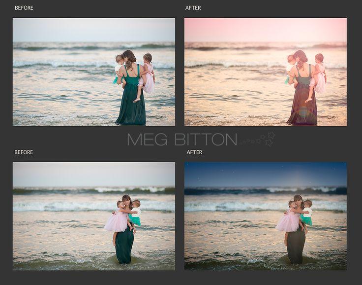 Untitled-1: Photoshop Beforee, Meg Bittonuntitled 1, Meg Bitton Editing, Photoshop Magic, Photo Inspiration, Bitton Photography, Beach, Ap Photoshop